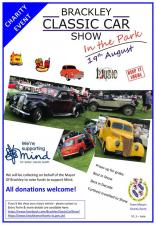Brackley Classic Car Show
