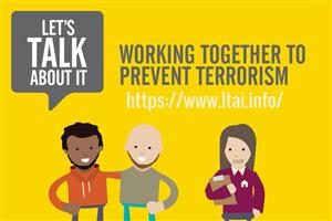 Northants Police Supports Counter Terrorism Campaign