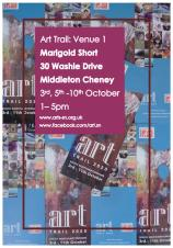 Art Trail: Marigold Short 30 Washle Drive