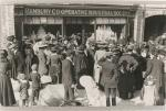 Image: Opening of the New Co-op 1912 (currently an Estate Agent)